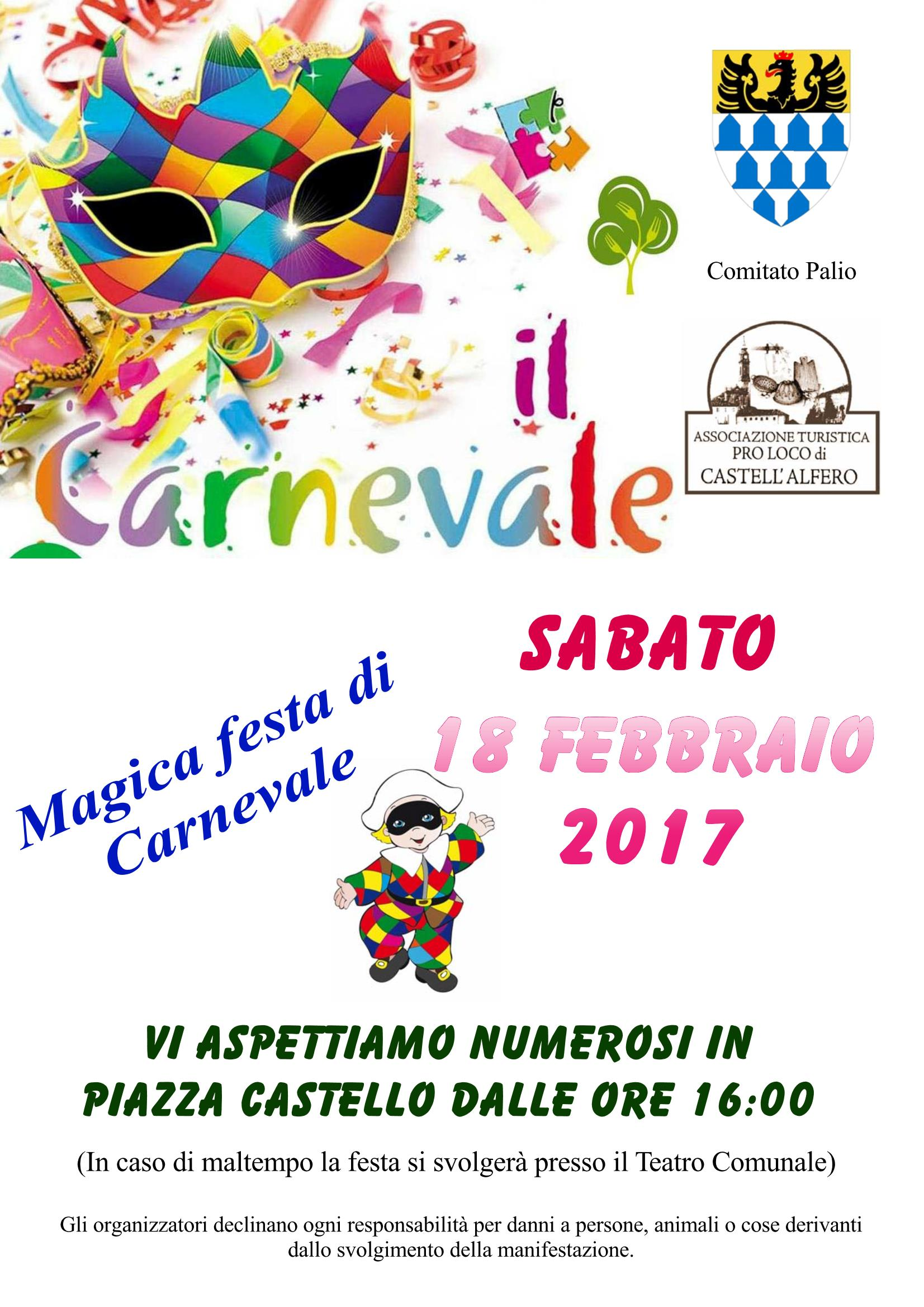 Carnevale 2017 Page 1
